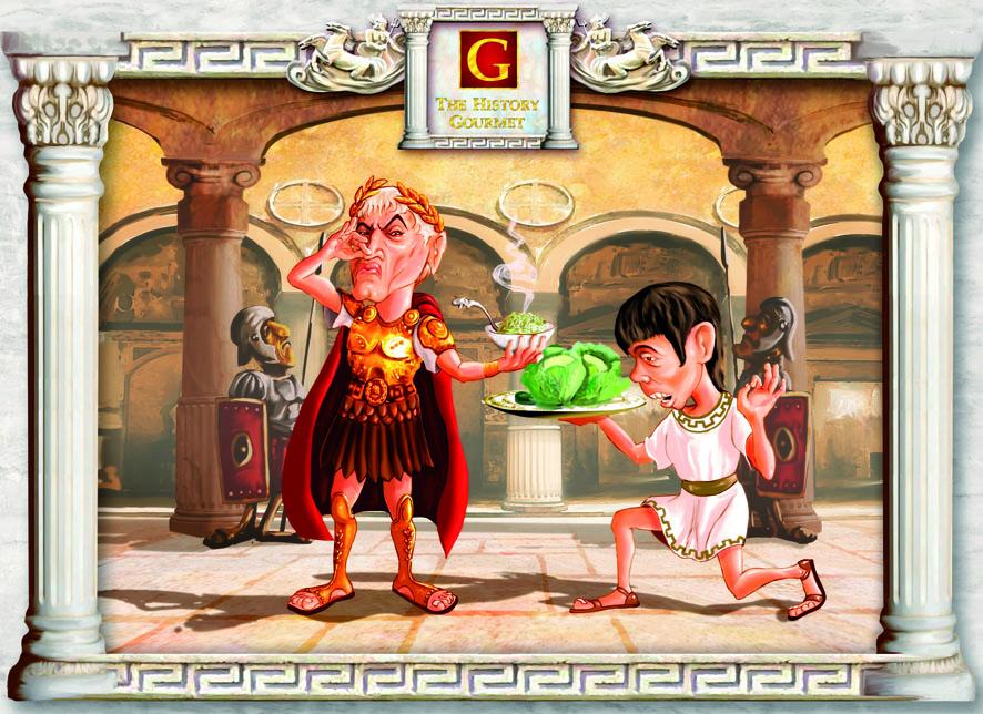 Julio César: El Chucrut y las Galias